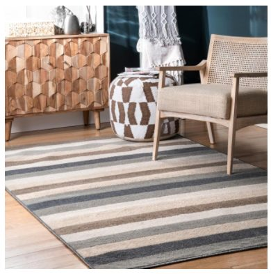 Walmart: nuLOOM Malani Bengal Striped Area Rug or Runner for $37.44 (Reg. Price $87.50)