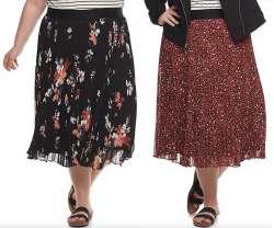 Kohl's: Women's Plus-Size Styles, as Low as $5.64