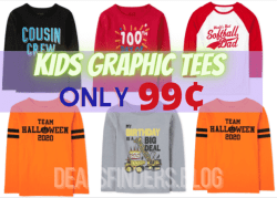 The Children's Place Tees 99¢ (Reg. $9.50) Shipped!