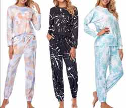Amazon: Women's Tie Dye Pajamas $15 (Regularly $30)