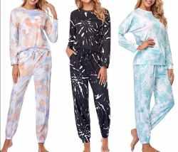 Amazon: Women's Tie Dye Pajamas $15 (Regularly $30)