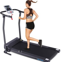 Amazon: Treadmills for Home with LCD Monitor $12.99 (Reg. $624.99)