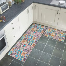 Amazon: 2PCS Cushioned Anti-Fatigue Kitchen Rug Set for only $10.99- $17.79 (Reg: $35.99)