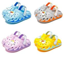 Amazon: Kids Garden Clogs Slip On Water Shoes for Boys Girls, Just $11.49 (Reg $22.99) after code!
