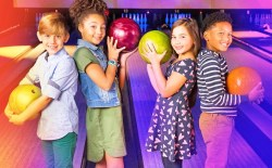 FREE Bowling for Kids This Summer!