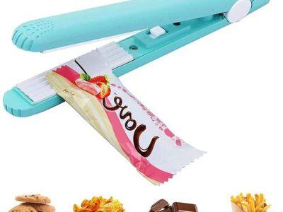 Amazon: Mini Food Bag Heat Sealer, Just $8.27 - $8.96 (Reg $15.99)