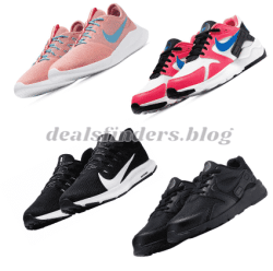 JCPenney: Nike Shoes for Men, Women, and for Kids at 50% Off