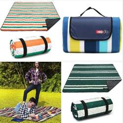 Amazon: Picnic Blanket Machine Washable Waterproof Sandproof, 60% off!