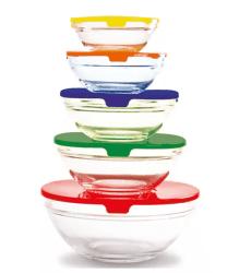 Belk: Farberware 10-Piece Bowl Set ONLY $10 (Reg. $25)
