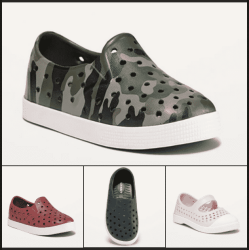 Old Navy: Toddler Slip-On Sneakers ONLY $6.49