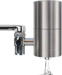 Amazon: Water Faucet Filter Filtration System $10.49 (Reg. $20.99)
