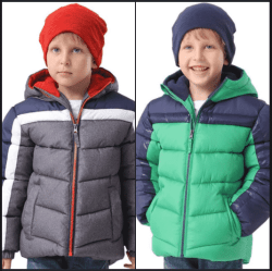 Amazon: Baby Boys Lightweight Winter Coat $4.39-$13.39 (Reg. $29.99)