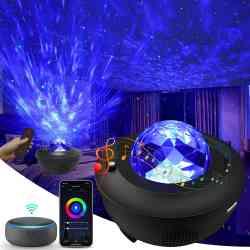 Amazon: 3 in 1 Smart Star Projector Sky Lite Just $0.39 (Reg. $39.99)