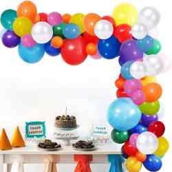 Amazon: 100 pcs Assorted Party Balloons $4.00 (Reg. $9.99)