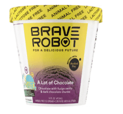 Free Brave Robot Vegan Ice Cream Pint Kroger