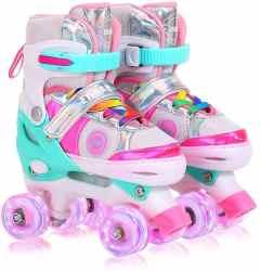 Amazon: Girls Roller Blades with Light Up Wheels $29.99 (Reg. $59.99)