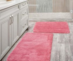 Amazon: Bathroom Rugs for ONLY $13 (Reg: $25.99)