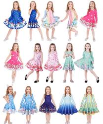 Amazon: Girls Sleeveless Long Sleeve Dress for ONLY $6.96 - $9.99 (Reg: $13.92)