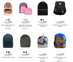 Kohl's: Backpack Clearance Sale