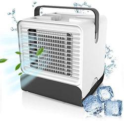 Amazon: Portable Air Conditioner $29.68 (reg. $105.99)