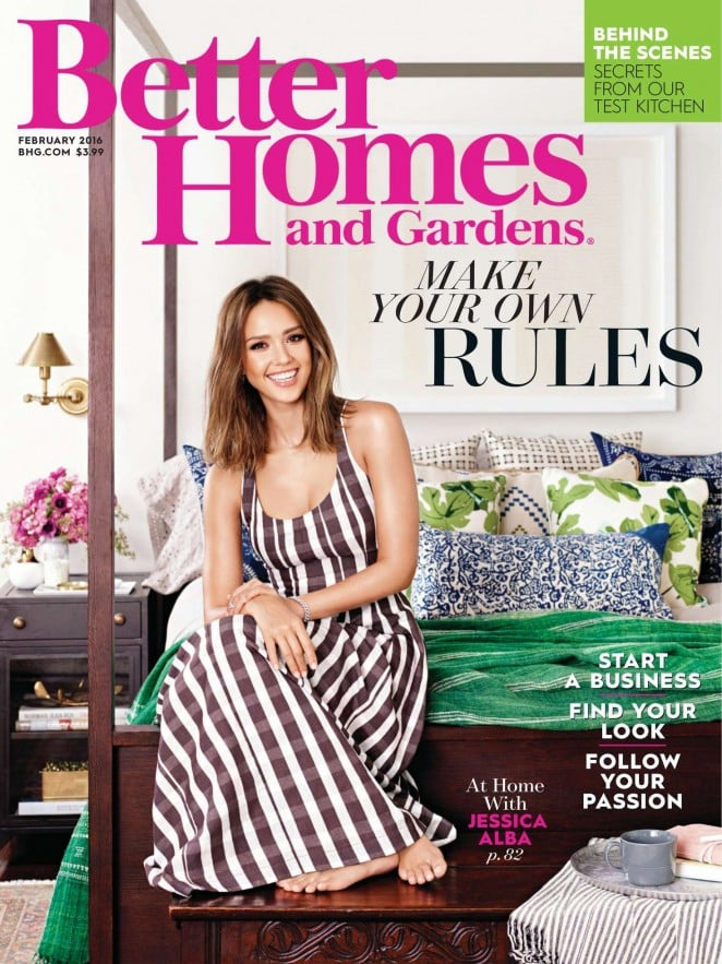 Complimentary 2-Year Better Homes & Gardens Magazine Subscription - No Strings, No Credit Card Required