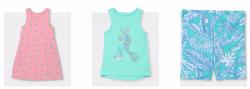 Target: Kids & Toddler Summer Apparel (Tees $3.20)
