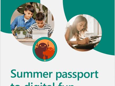 Free Virtual Summer Camp at Microsoft - STEM, Coding, Space Jam, Flipgrid etc