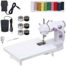 Amazon: CHARMINER Mini Sewing Machine $20.75 (Reg. $34.59)