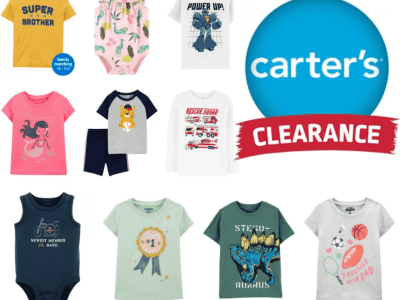 Carter's 4th of July Clearance Sale ! Run !!
