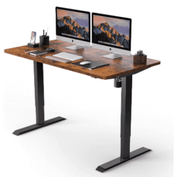 Amazon: Electric Standing Desk for $109.99 (Reg. $279.99)