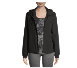Walmart: Athletic Works Women's Commuter Jacket with Hood for $5.00 (Reg. $24.96)