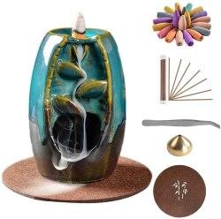 Amazon: Ceramic Backflow Incense Burner $6.49 (Reg. $12.99)