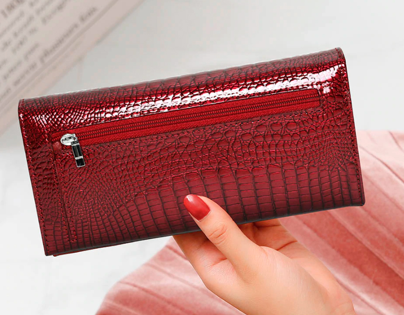 Top 10 best selling cheap women's wallets on AliExpress