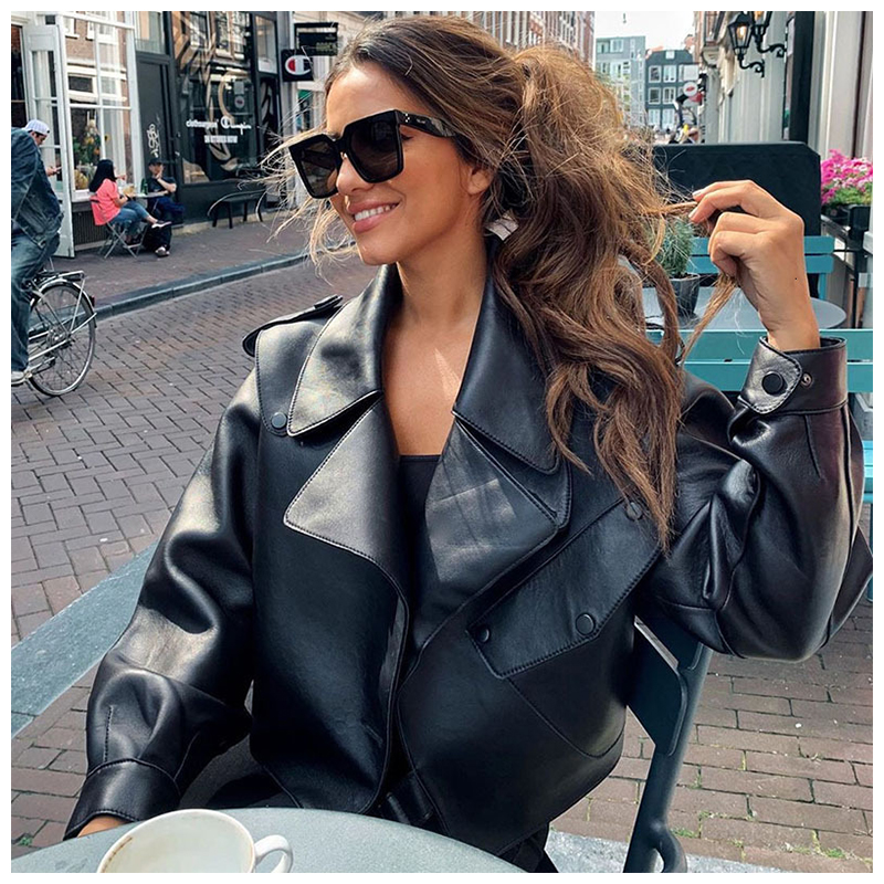 Top 5 women's polyurethane jackets on AliExpress