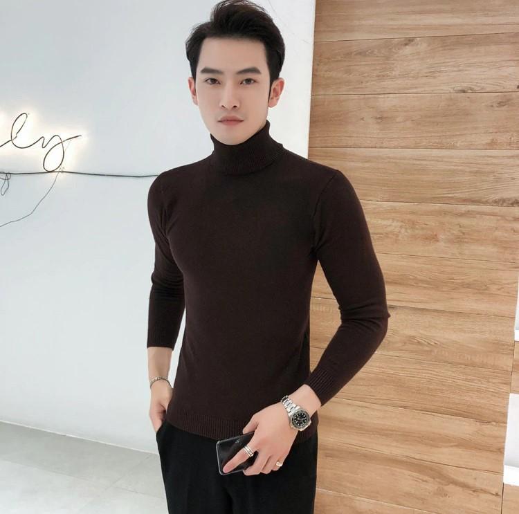 Top 5 basic men's sweaters on AliExpress