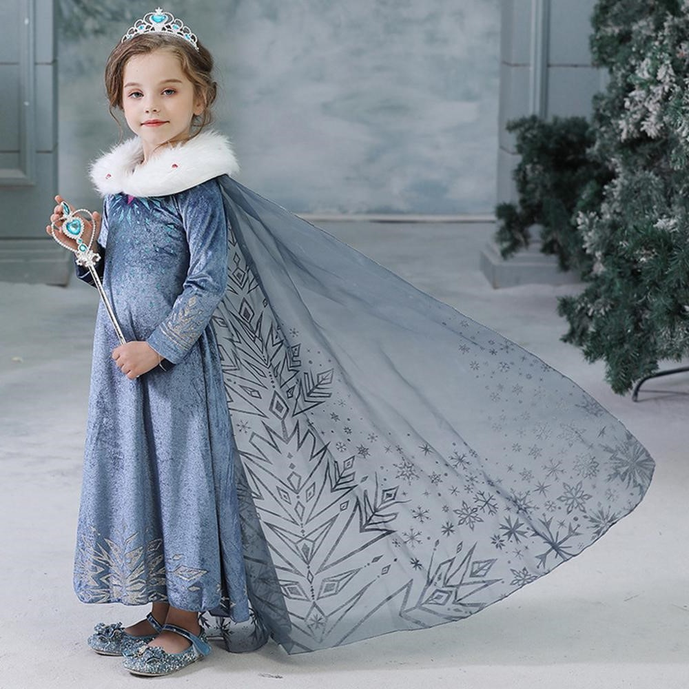 Top 5 children's costumes for girls from AliExpress