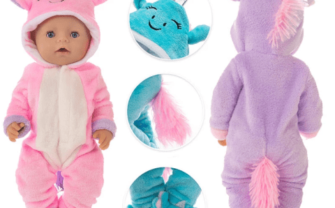 Top 5 Baby Reborn Clothes to buy on AliExpress