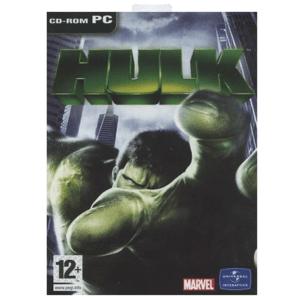 Marvel Hulk PC CD Game - Universal Interactive