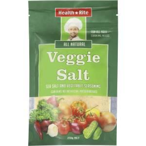 Health Rite All Natural Veggie Salt Vegetable Seasoning 250g