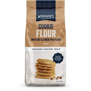 Mckenzies Cookie Flour With Oat & Chickpea Flour 450g