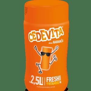 Cedevita Instant Drink Mix Powder Orange Flavour 200g
