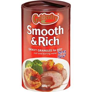 Goldenfry Smooth and Rich Instant Gravy Granules Powder 170g