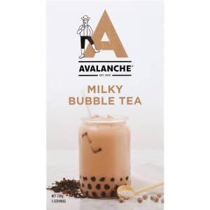 Avalanche Milky Bubble Tea Sachets 5 Pack