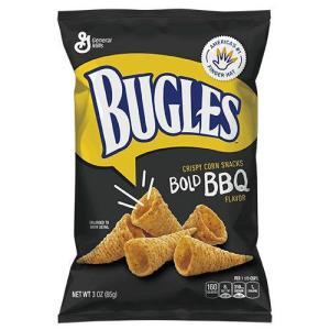 Bugles Bold BBQ Potato Chips Pack 85g - USA