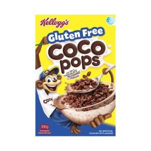Kelloggs Coco Pops Gluten Free Breakfast Cereal 390g