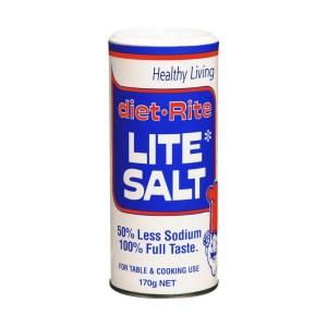 Diet Rite Lite Salt 170g