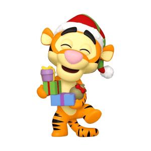 Disney Winnie The Pooh Tigger Holiday Christmas Pop! Vinyl Figure [Preorder]