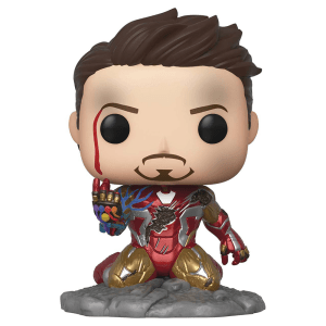 Marvel Avengers Tony Stark I Am Iron Man Glow Pop! Vinyl