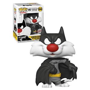 DC Looney Tunes Sylvester as Batman US Exclusive Pop! Vinyl