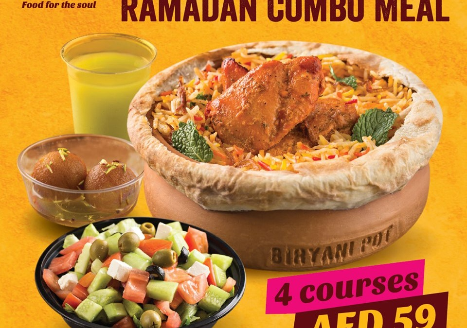 Biriyani Pot Ramadan Iftar Offer